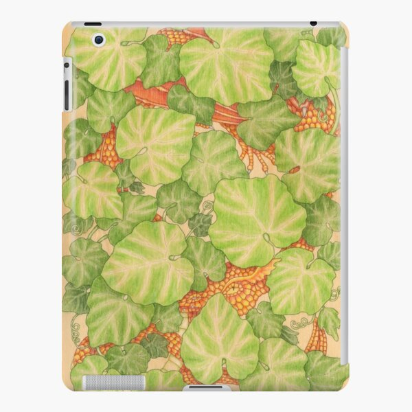 Dragon in the Pumpkin Patch iPad Snap Case