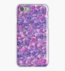 Vintage Gothic Rose Radiant Orchid Purple iPhone Case/Skin