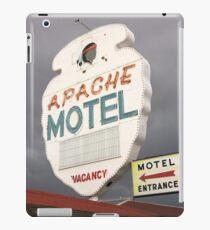 Apache Motel iPad Case/Skin