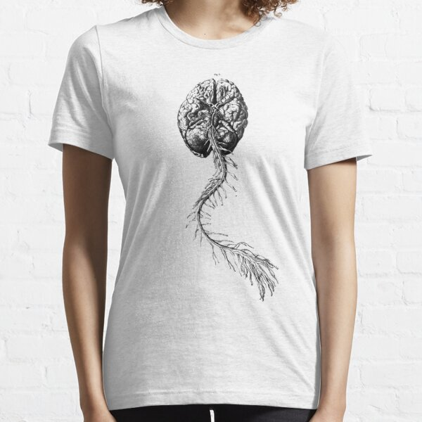 Brain Anatomy Essential T-Shirt