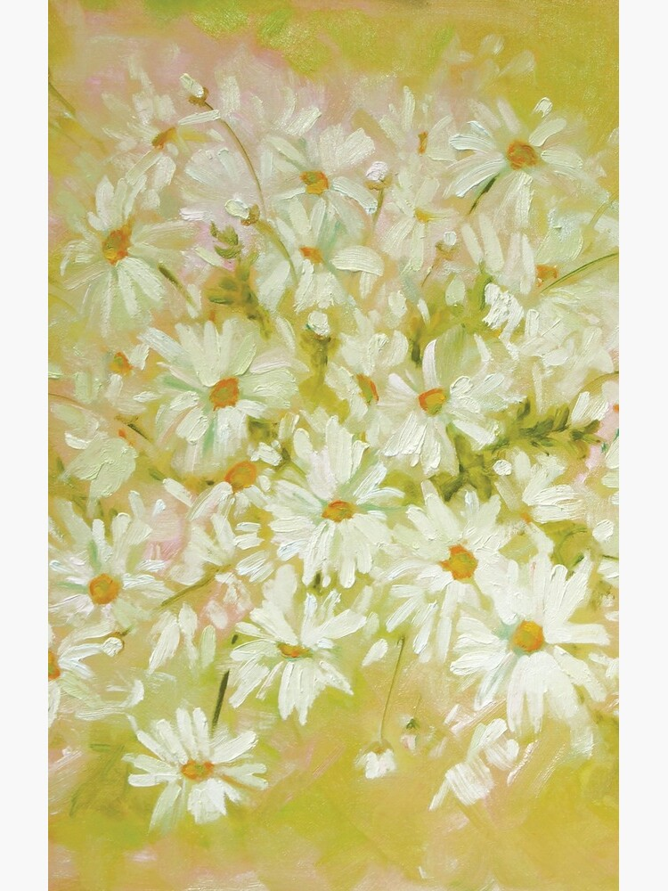 A Bouquet of White Daisies by judip4