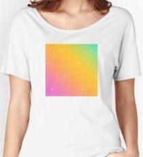 buffy big bads: rainbow pastel Women's Relaxed Fit T-Shirt