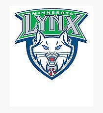 Minnesota Lynx Photographic Print