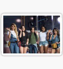 Fifth Harmony - Jimmy Kimmel Sticker