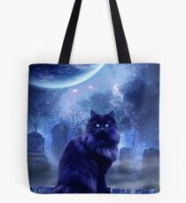 The Witches Familiar Tote Bag