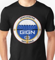 GIGN France Special Forces Unisex T-Shirt