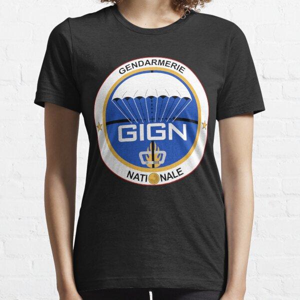 GIGN France Forces Spéciales T-shirt essentiel