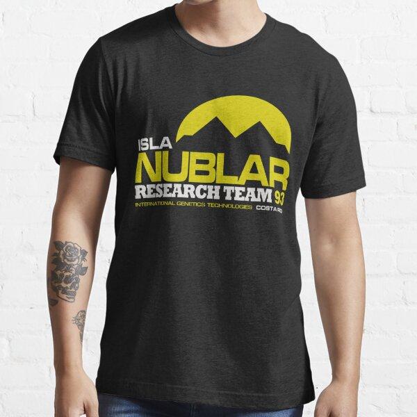 ISLA NUBLAR RESEARCH FACILITY Essential T-Shirt
