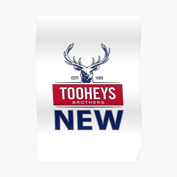 Tooheys New Poster