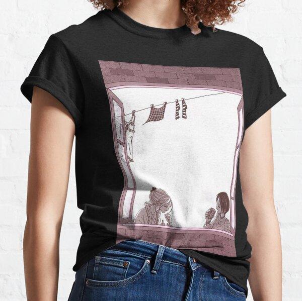Nana Osaki et Nana Komatsu dans l'appartement 707 Spread T-shirt classique