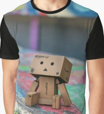 Danbo Grafitti Graphic T-Shirt