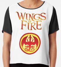 Wings of Fire Chiffon Top