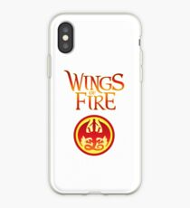 Wings of Fire iPhone Case