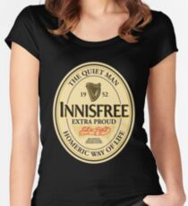 Innisfree Women's Fitted Scoop T-Shirt