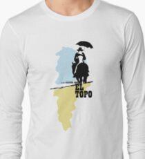 Der Maulwurf - metaphysischer Westen von Jodorowsky (farbig) Langarmshirt