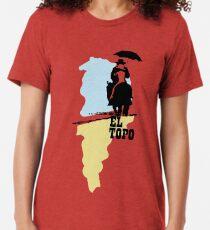 Der Maulwurf - metaphysischer Westen von Jodorowsky (farbig) Vintage T-Shirt