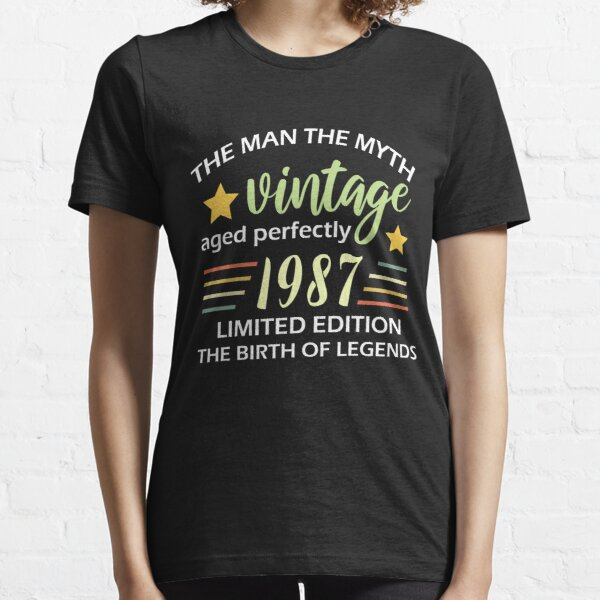 Old Banger since 1987 34th birthday tshirt gift for 34th Birthday for Men 34th birthday gifts for men 34th birthday gift