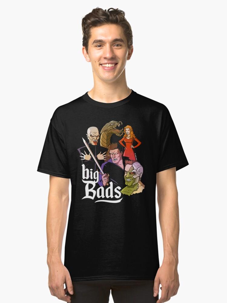Big Bads Classic T-Shirt Front