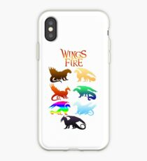 Wings of Fire Tribes iPhone Case