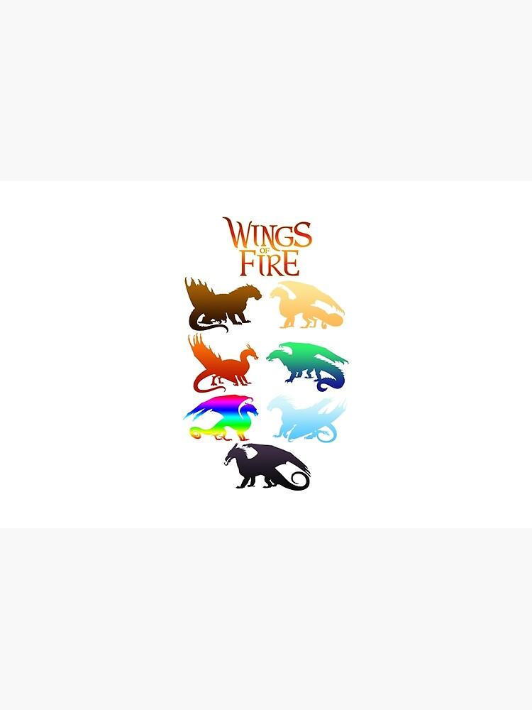 Flügel der Feuerstämme von VibrantEchoes
