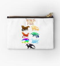 Wings of Fire Tribes Studio Pouch