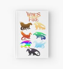 Wings of Fire Tribes Hardcover Journal