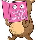 Shy Bear by timtoons