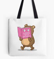 Schüchterner Bär Tasche