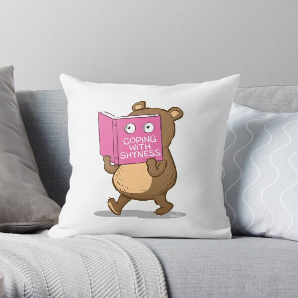 Self Help Pillows Cushions Redbubble