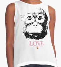 Orangutan LOVE Contrast Tank