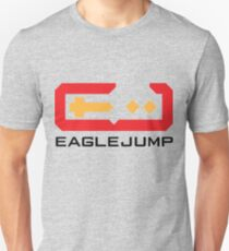 Eagle Jump - Black T-Shirt