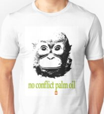 NO CONFLICT PALM OIL Unisex T-Shirt