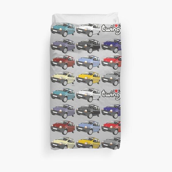 Renault Twingo Duvet Cover