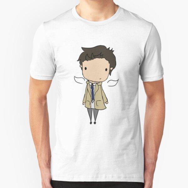 Little Cas Slim Fit T-Shirt