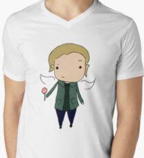 Little Gabriel Men's V-Neck T-Shirt