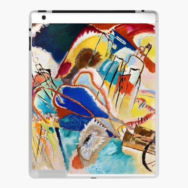 Wassily Kandinsky Improvisation No 30 iPad Skin