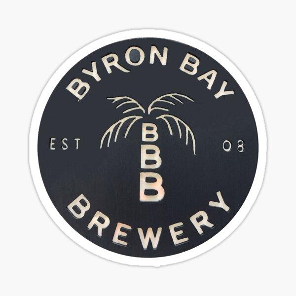 Byron Bay logo Sticker