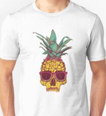 Skull Pineapple Unisex T-Shirt