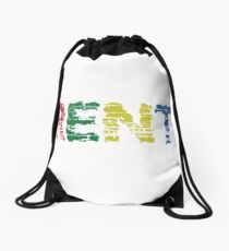 Rent the musical Drawstring Bag