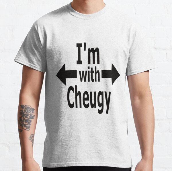 I'm With Cheugy T-Shirt Classic T-Shirt