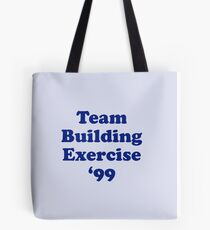 Team Building Exercise '99 T-Shirt Tote Bag