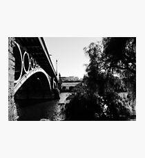 Seville - Triana bridge Photographic Print