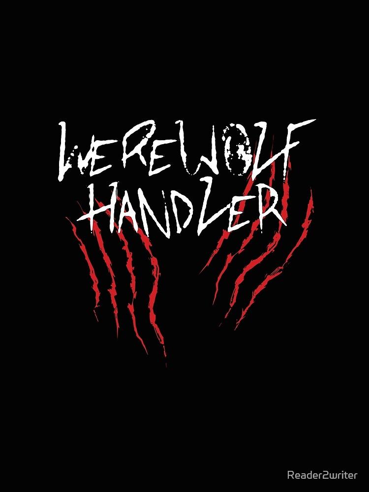 Werewolf Handler Graphic by Reader2writer