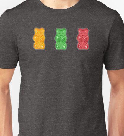 Vivid Gummy Bears Unisex T-Shirt