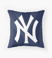 Yankees Throw Pillow