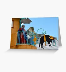 Portmeirion, Wales Greeting Card