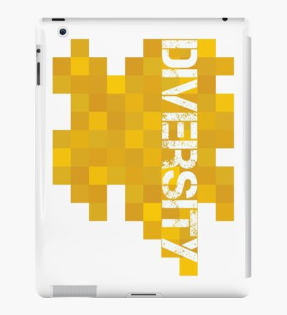 Diversity 2 iPad Case/Skin