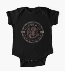 Jagdverein Baby Body Kurzarm