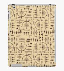 American Indians Pattern iPad Case/Skin