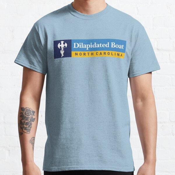 Dilapidated Boat - Royal Caribbean Parody Classic T-Shirt